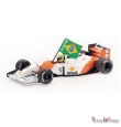 Mclaren Ford MP4/8 Winner Brasil 1993 Senna 1/18 PMA