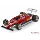 Ferrari 126 C2 Italy 1982 M. Andretti #28 1/43 Elite