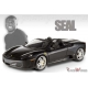 Ferrari F430 Spider black Seal 1/18 Elite