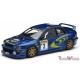 Subaru Impreza Monte Carlo 1998 1/43 IXO