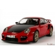 Porsche 911 GT2 RS 2010 rot/schwarz 1/18 Minichams