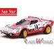Lancia Stratos #14 Rallye Monte Carlo'77 1/18 SunStar