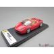 Ferrari 458 Italia Spyder Rosso Scuderia 1/43 Looksmart